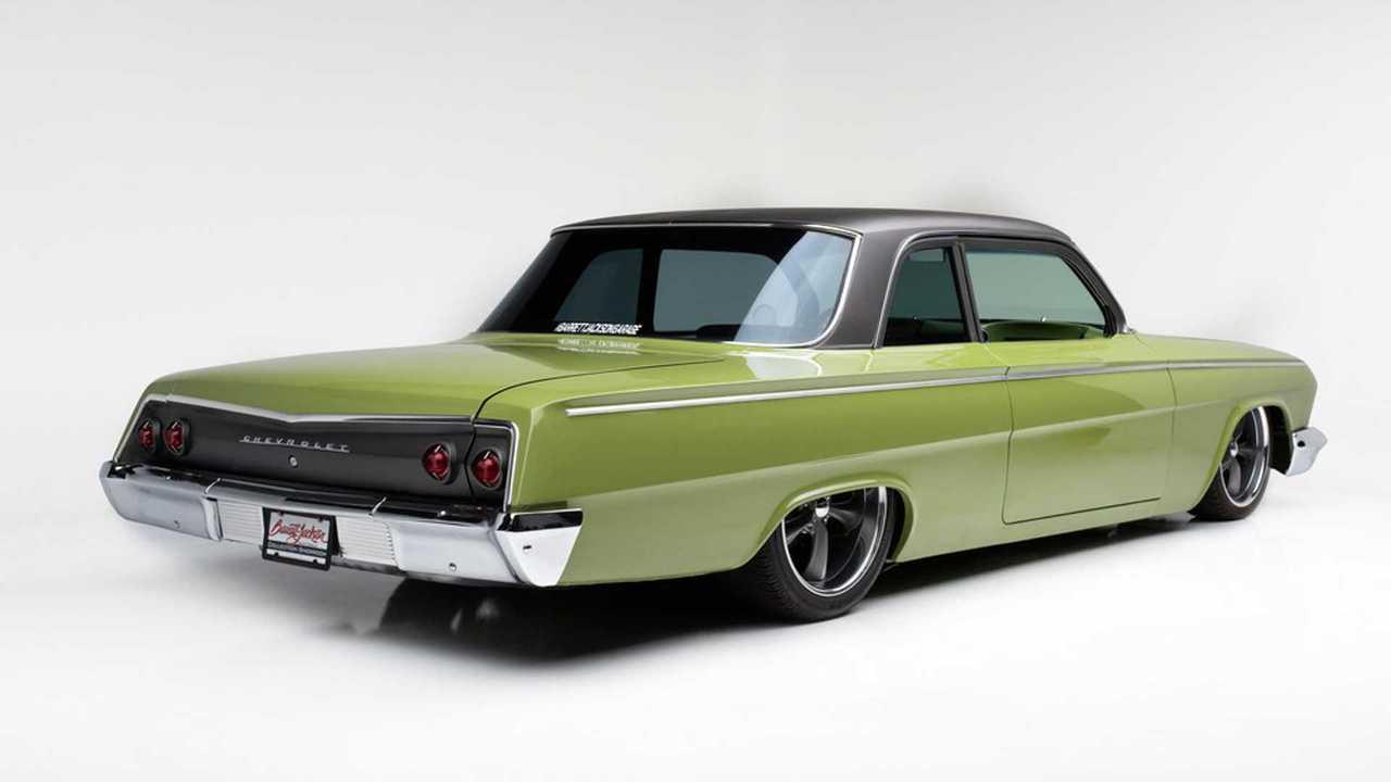 Custom 1962 Chevrolet Biscayne