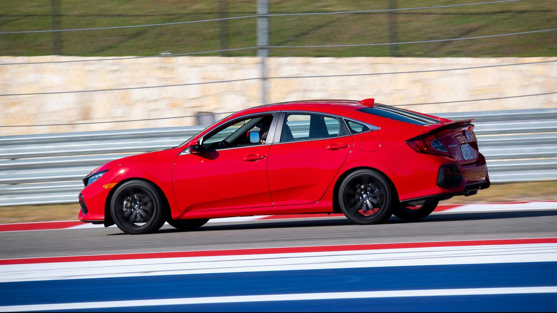 Current Honda Civic Si Lease Deals Better Than The Toyota Corolla