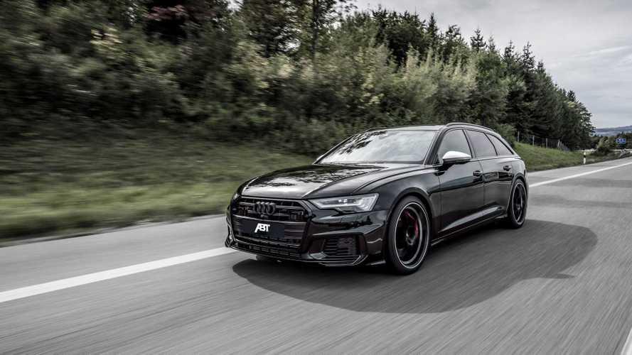 Az Audi S6 is befáradt az ABT-hoz némi lóerőért, kapott is gyorsan 33-at