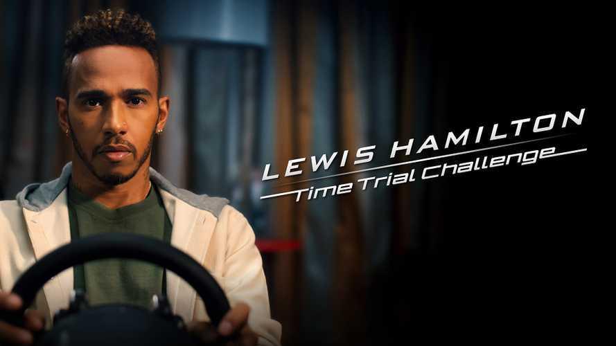 Challenge Hamilton's Best Laps With Gran Turismo Sport November Update