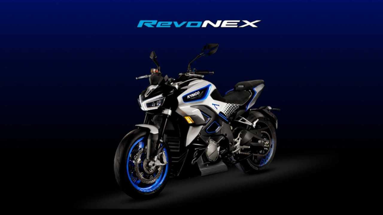 2021 Kymco RevoNEX