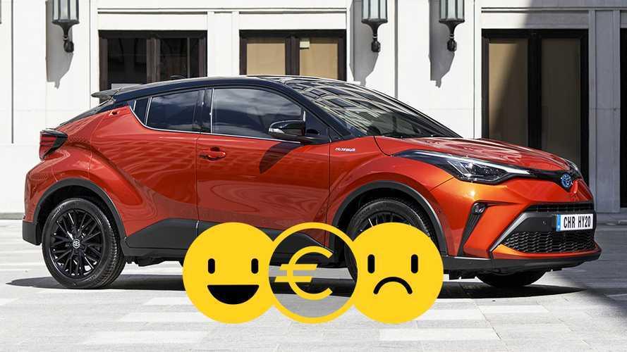 Promozione Toyota Black Friday Plus Pack, perché conviene e perché no