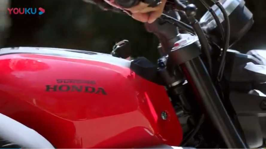 Honda CBF190TR 2020