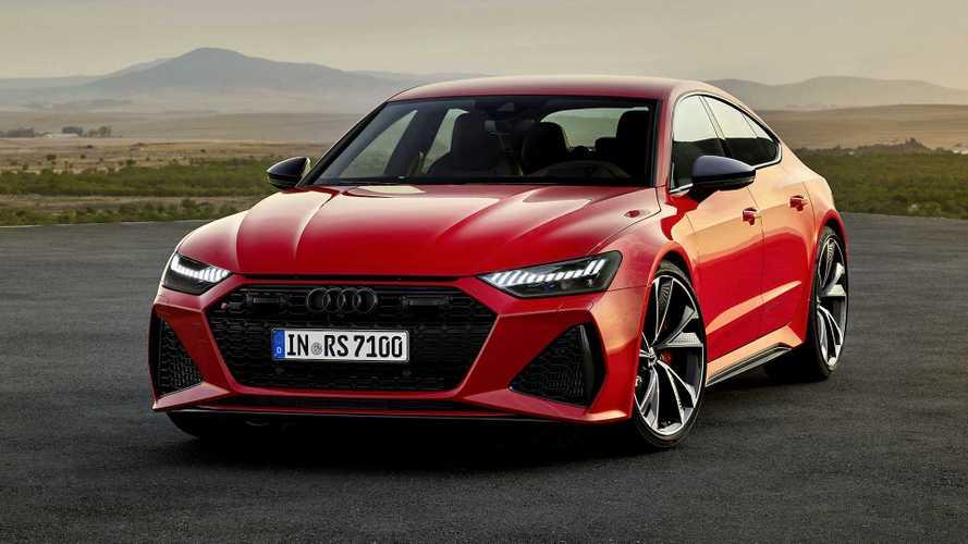 Новый Audi RS7 Sportback догнал универсал