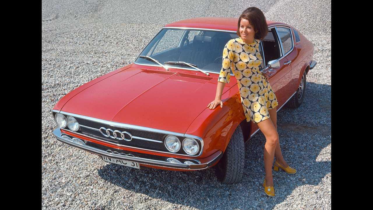 IAA 1969 Rückblick: Audi 100 Coupé S