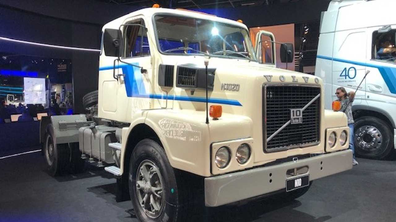 Collection - Volvo N10
