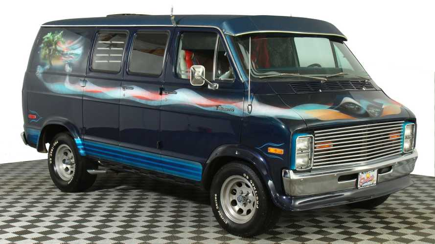 Get Funky In This 1974 Dodge Tradesman For Under $17K