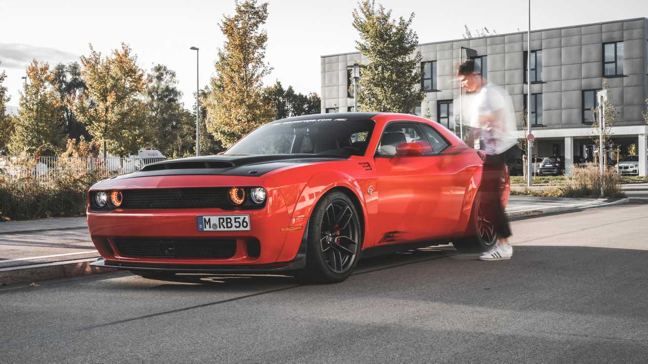 Test AEC Dodge Challenger SRT Hellcat XR 2019