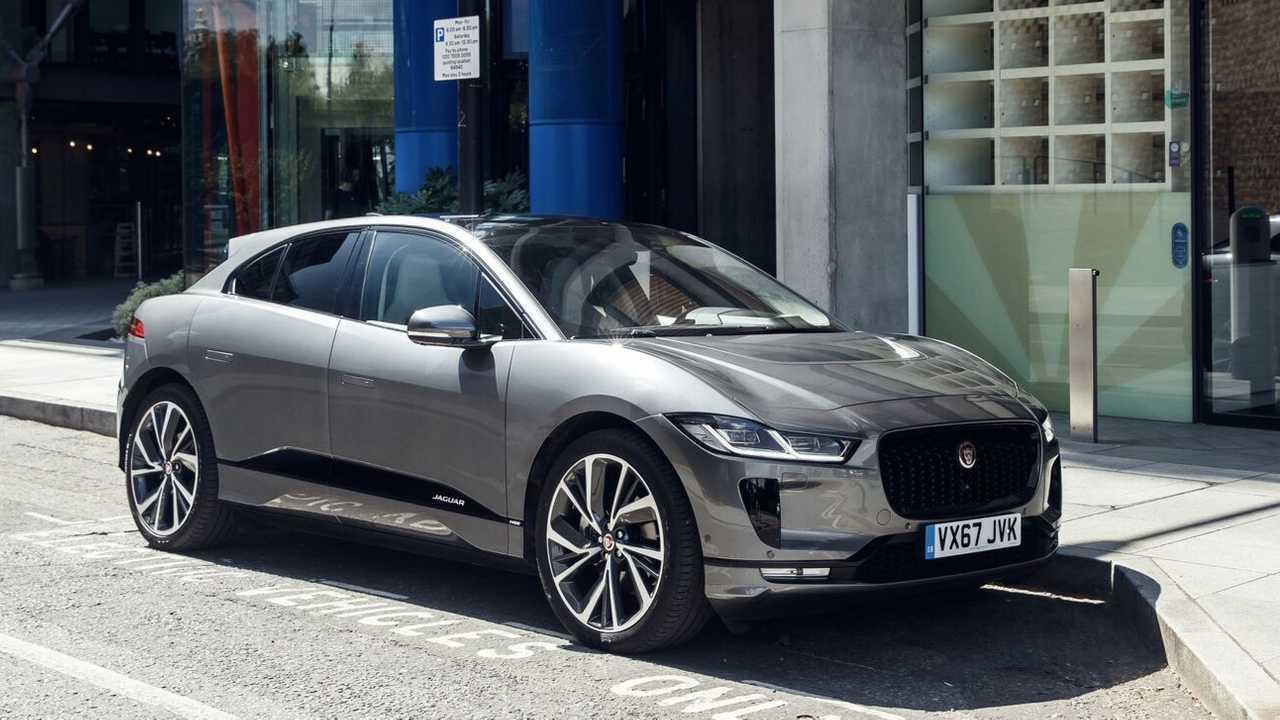 Jaguar I-Pace (470 km)