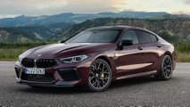 bmw m8 gran coupe debut details
