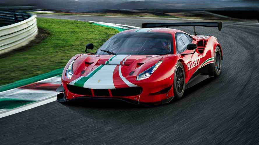 2020-ban elkezdheti ostromolni a pályákat a Ferrari 488 GT3 Evo