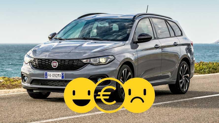 Promozione Fiat Tipo Station Wagon, perché conviene e perché no