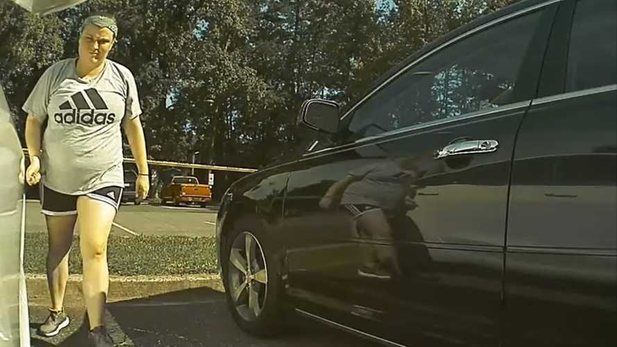 This Tesla Faced Keying And Break-In Attempt On The Same Day