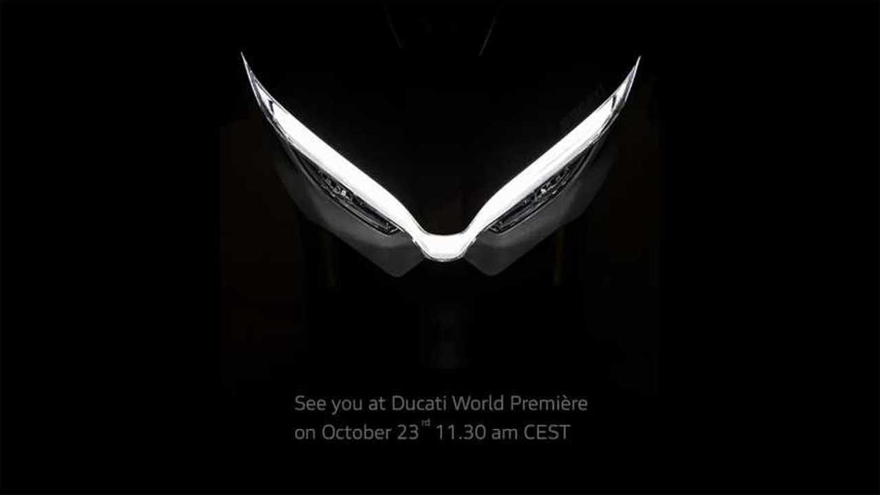 Ducati teases Streetfighter V4