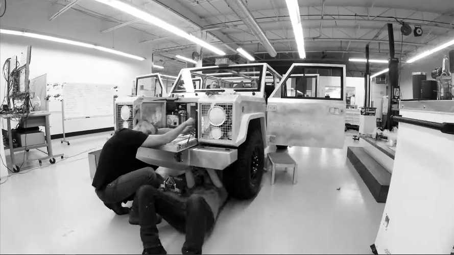 Bollinger Video Teases Prototype Builds Ahead Of September Reveal