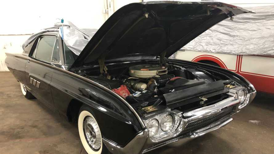 Survivor 1963 Ford Thunderbird Is All-Original