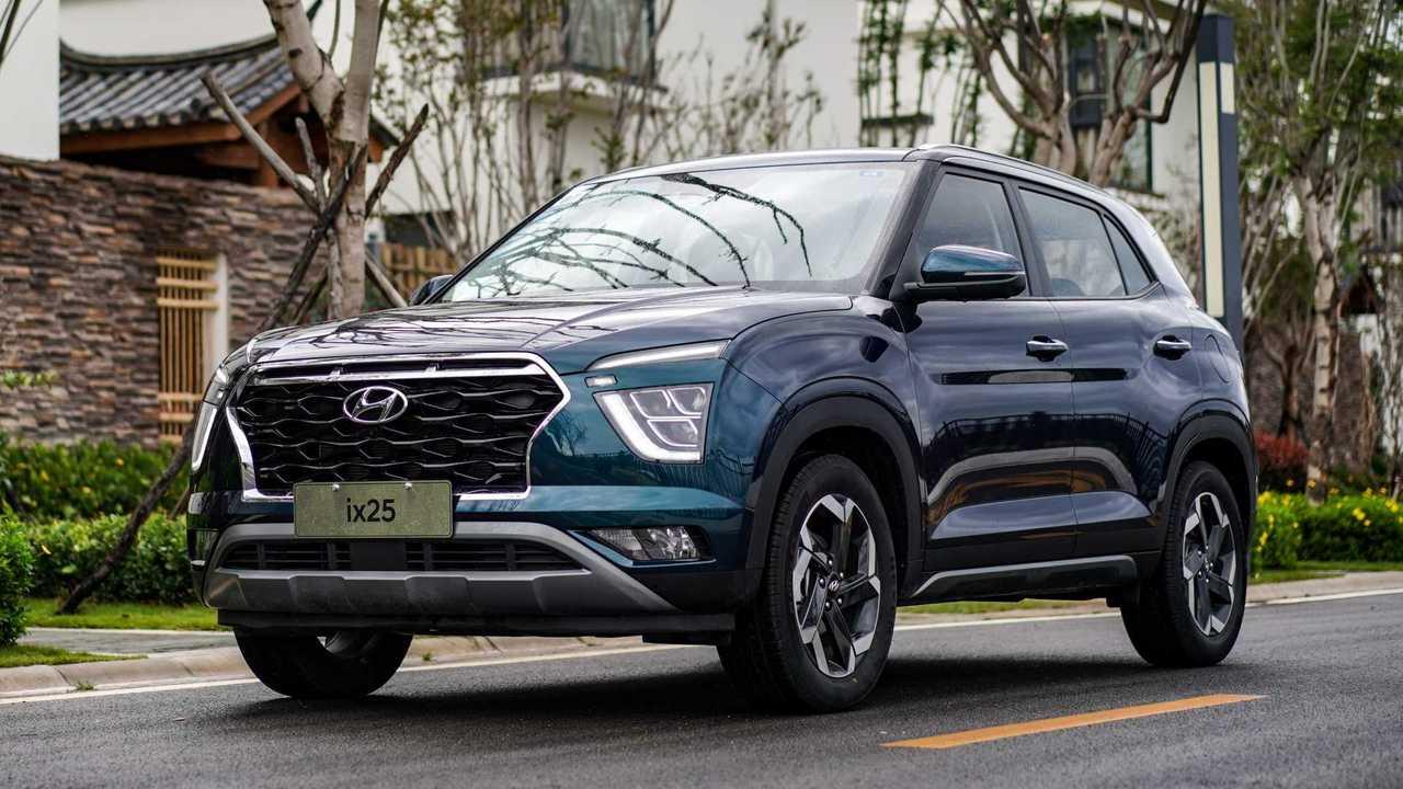 Hyundai ix25 (Creta) China