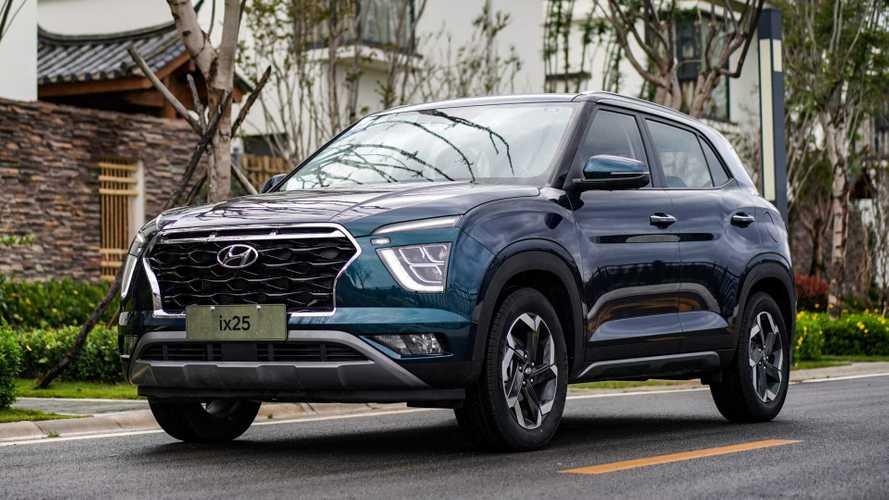 Novo Hyundai Creta começa a ser vendido na China; aqui será diferente