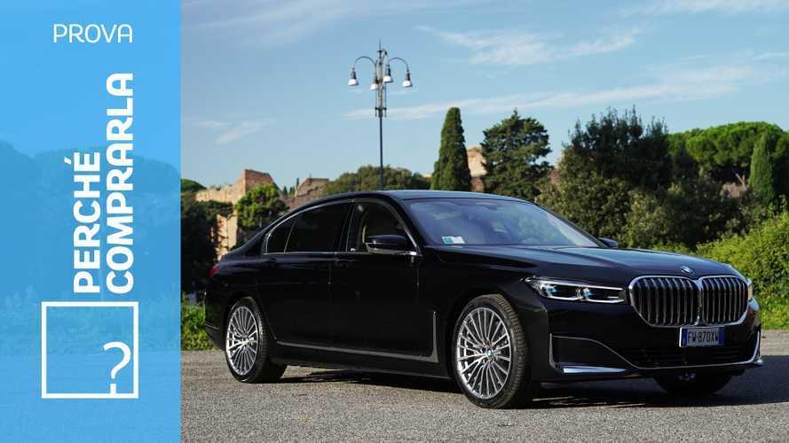 BMW Serie 7, perché comprarla e perché no