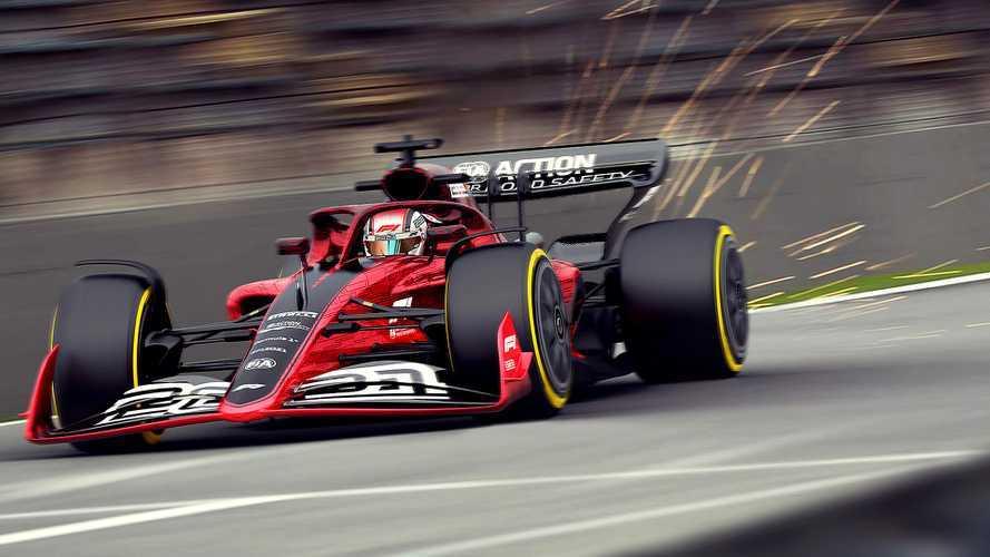 Photos - Toutes les images de la future F1 2021