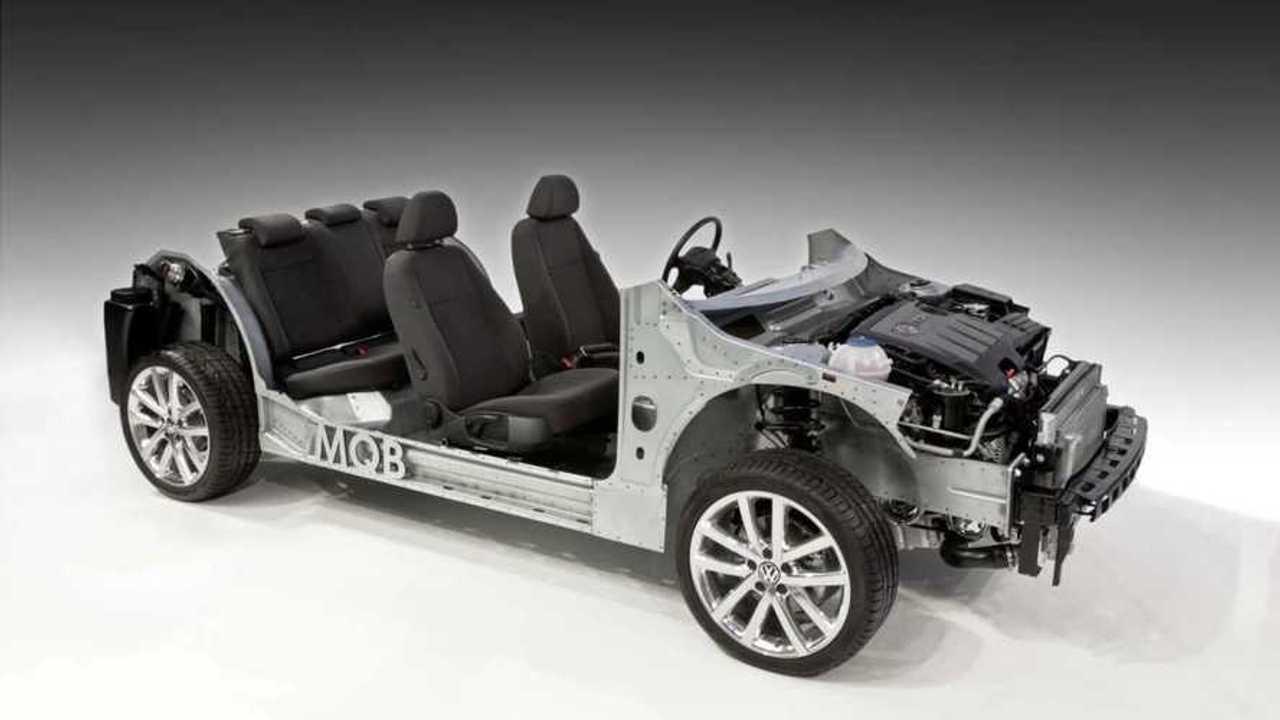Il pianale MQB del Gruppo Volkswagen