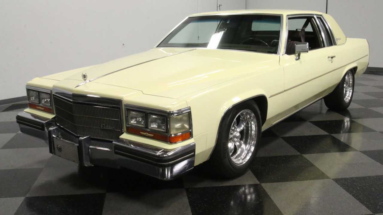 1983 Cadillac Coupe DeVille Is A Classic Sleeper Restomod