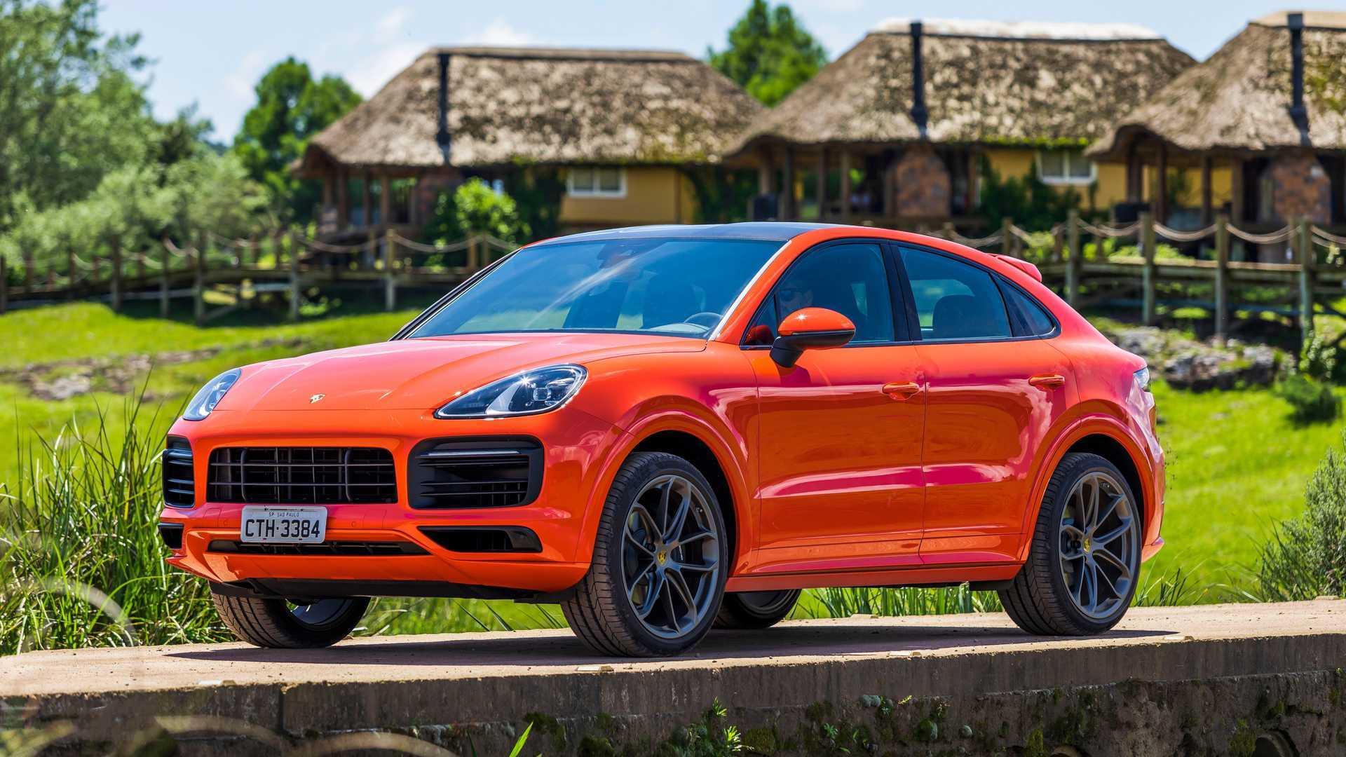 Porsche Cayenne Coupe Chega Ao Brasil Por R 459 Mil