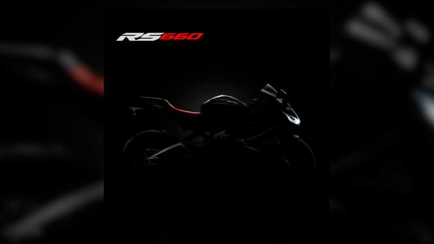 Aprilia Confirms RS 660 Announcement For EICMA