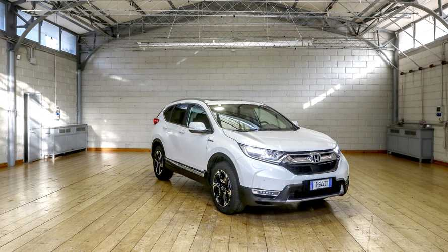 Honda CR-V Hybrid, Point of ReView