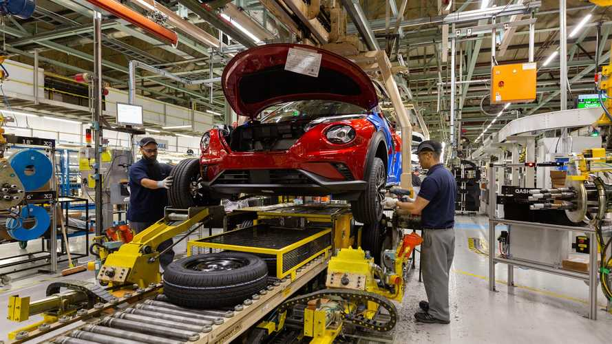 Carmakers spending close to a billion on Brexit prep