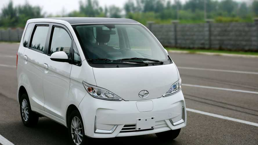 Hanergy Seeks Funding And Makes Some Clarifications On Its Solar K-Car