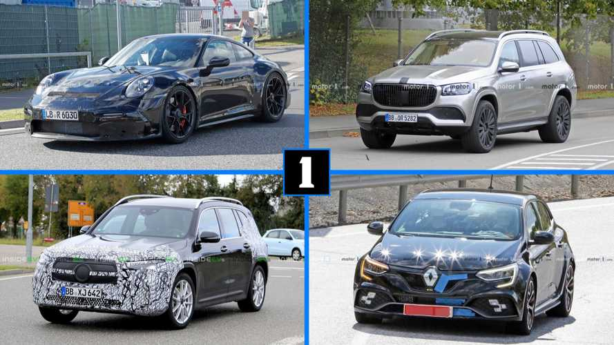 Motor1.com's Best Spy Shots Of The Week