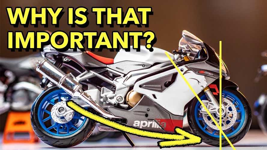 Motorcycle Geometry Explained: Little Changes, Big Differences