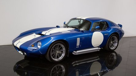 Clear garage space for this stunning 1964 shelby daytona