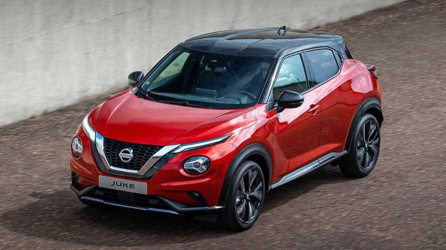Nuova Nissan Juke, i prezzi aspettando di vederla (a novembre)