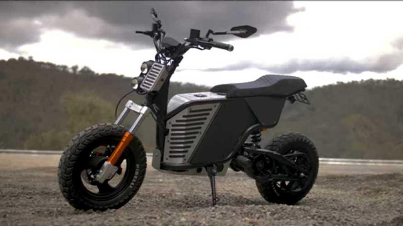 Fonzarelli NKD Electric Bike