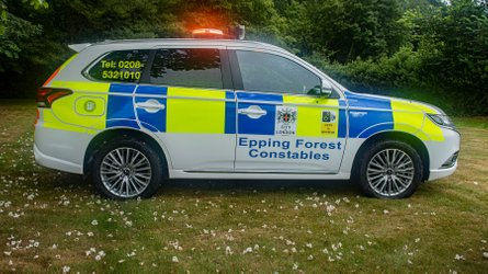 Mitsubishi Outlander PHEV To Protect London's Largest Green Space