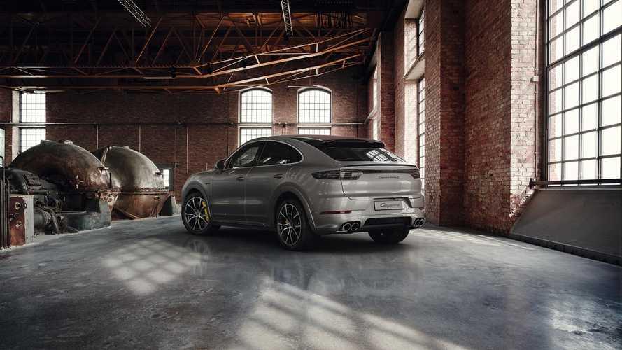 Cayenne Turbo S E-Hybrid Coupe by Porsche Exclusive Manufaktur