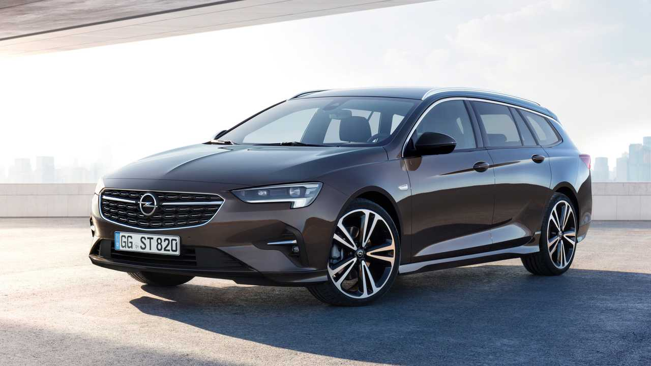 Opel Insignia Sports Tourer (2020)