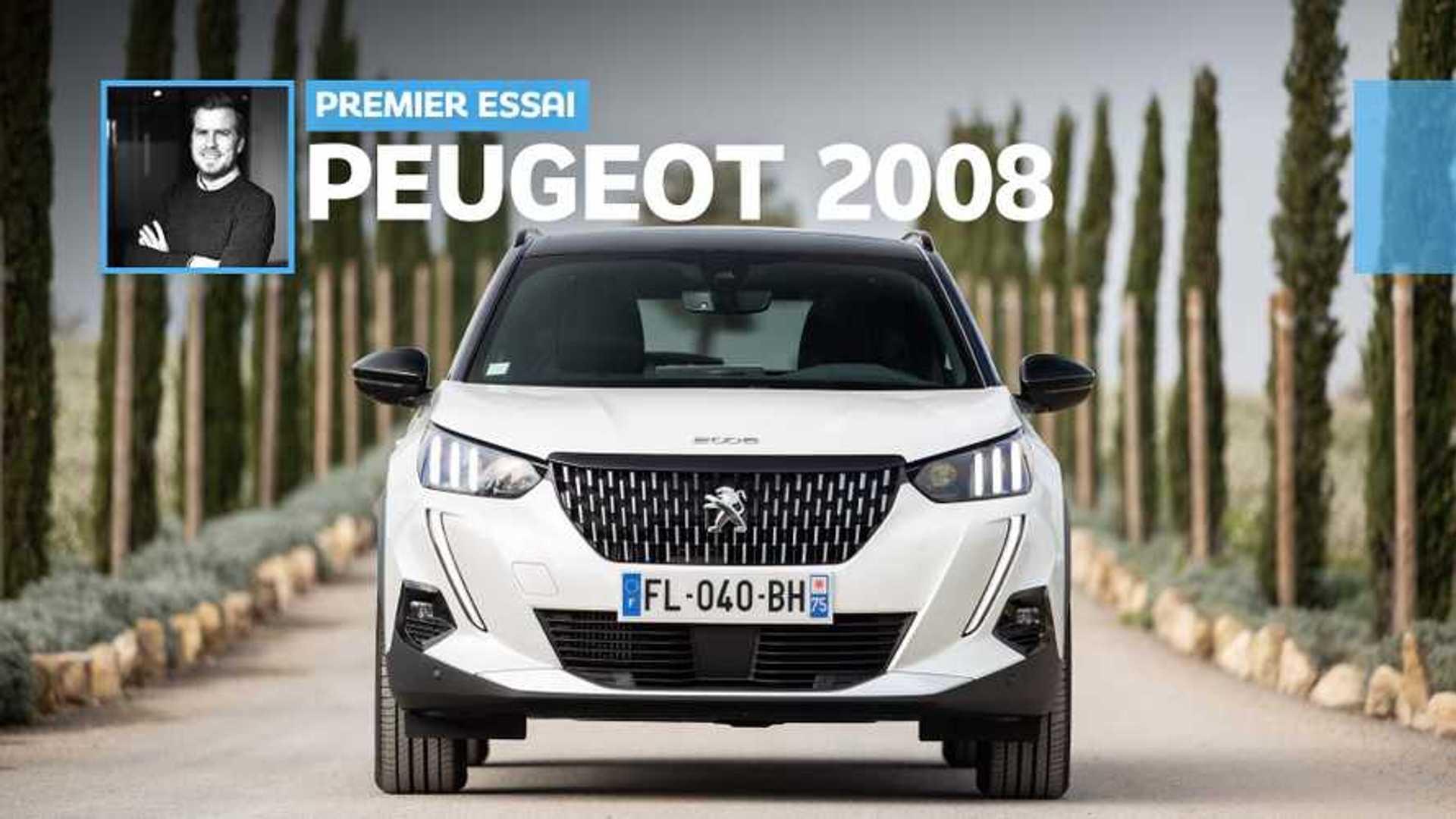 Essai Peugeot 2008 1.2 PureTech 130 ch - Future star