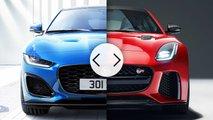 jaguar f type nuova vecchia confronto