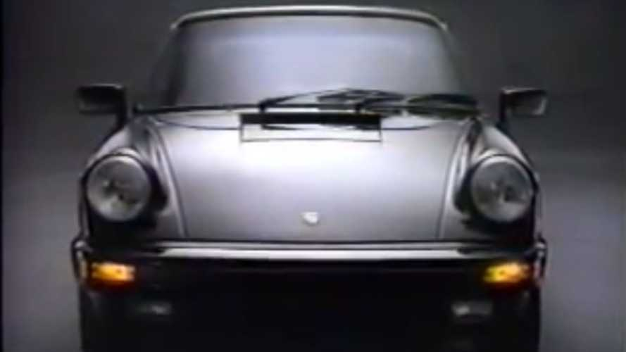 Check Out These Porsche Commercials From 1983