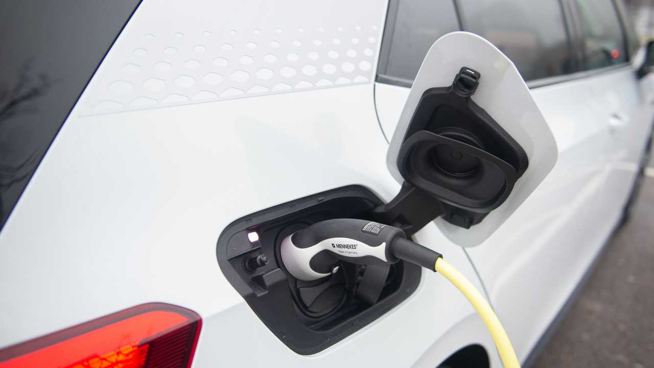 Tesco Volkswagen EV chargers