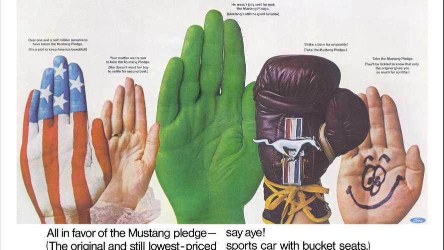 """Вампиры и обещания: как Ford продавал """"Мустанги"""" в 60-х годах"""