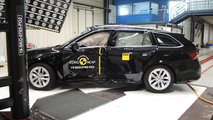 Skoda Octavia Crash Test Euro NCAP 2019