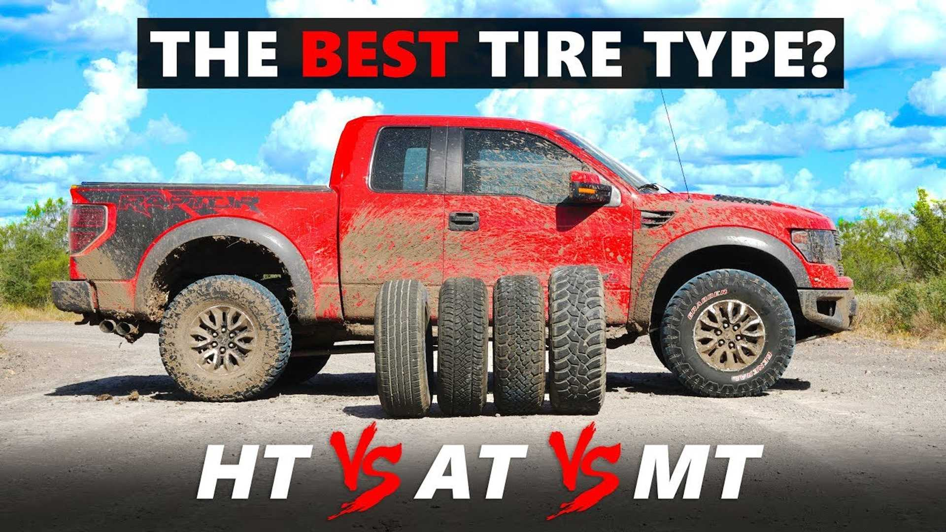 Best Off Road Tires >> Off Road Tire Test Shows Downside Of M Ts On Street Driven Trucks