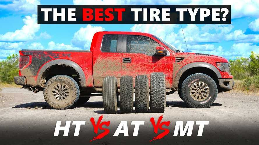 Off-Road Tire Test Shows Downside Of M/Ts On Street-Driven Trucks