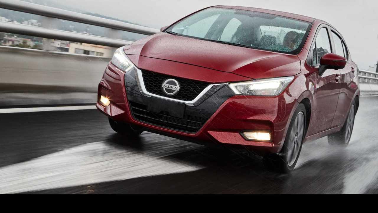 Nissan Versa 2020 (México)