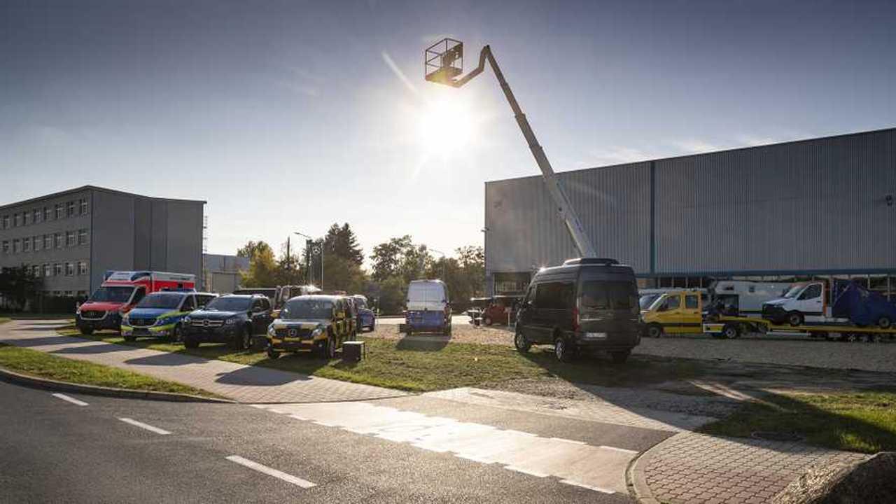 Mercedes-Benz Vans Clever Bodybuilder Solutions 2019