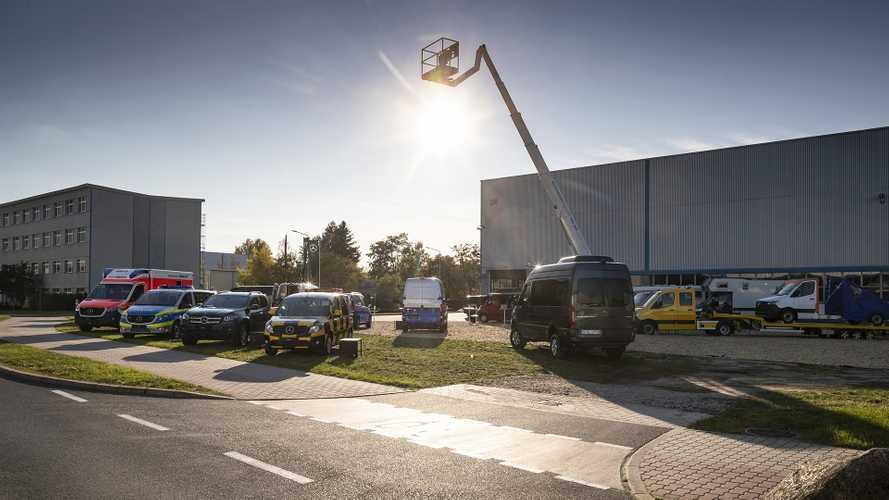 Mercedes, uno, dieci, cento allestimenti per i van